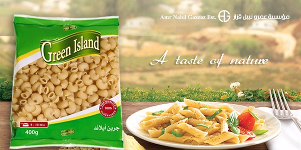 Green Island - Pasta 400g