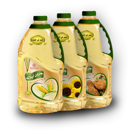 Green Island - Natural Edible Oil