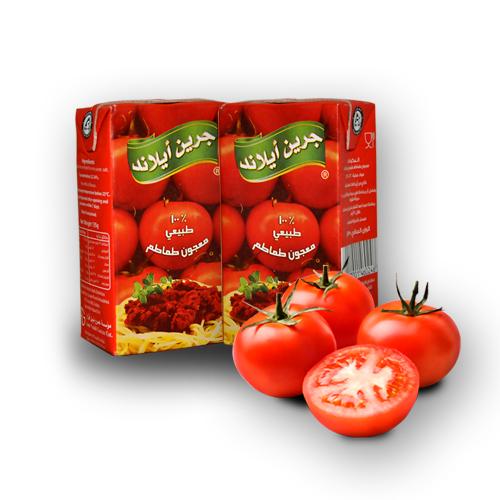 Green Island - 100% Natural Tomato Paste